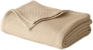 100% Soft Premium Cotton Thermal Blanket