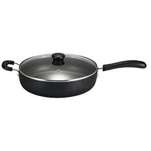 T-fal B36090 Specialty Nonstick Jumbo Cooker Saute Pan