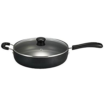 T-fal B36090 Specialty Nonstick Jumbo Cooker Saute Pan