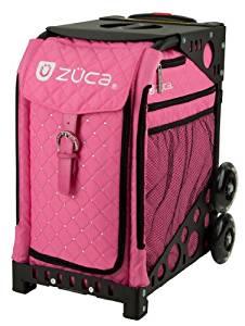 ZUCA Bag Pink Hot Insert & Frame