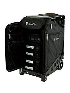 ZUCA Pro Artist Wheeled Suitcase