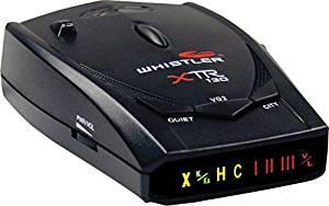 Whistler XTR-130 Laser Radar Detector