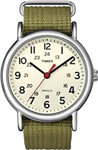 Timex Unisex Weekender Analog Quartz Watch