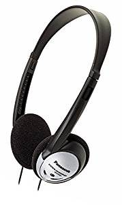 Panasonic On-Ear Stereo Headphones RP-HT21