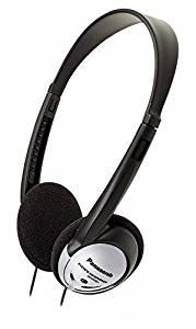 Panasonic On-Ear Stereo Headphones RP-HT21