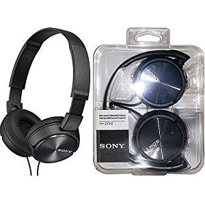 Sony MDR-ZX310-BLACK Wired Headphones