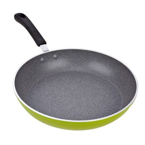 Cook N Home Frying Pan with Non-Stick Coating Induction Compatible Bottom