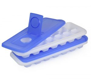 ChefLand Ice Cube Trays With Lid