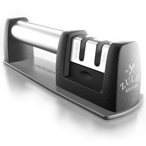 Zulay Kitchen Premium Quality Knife Sharpener