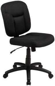 AmazonBasics Low-Back Task Chair