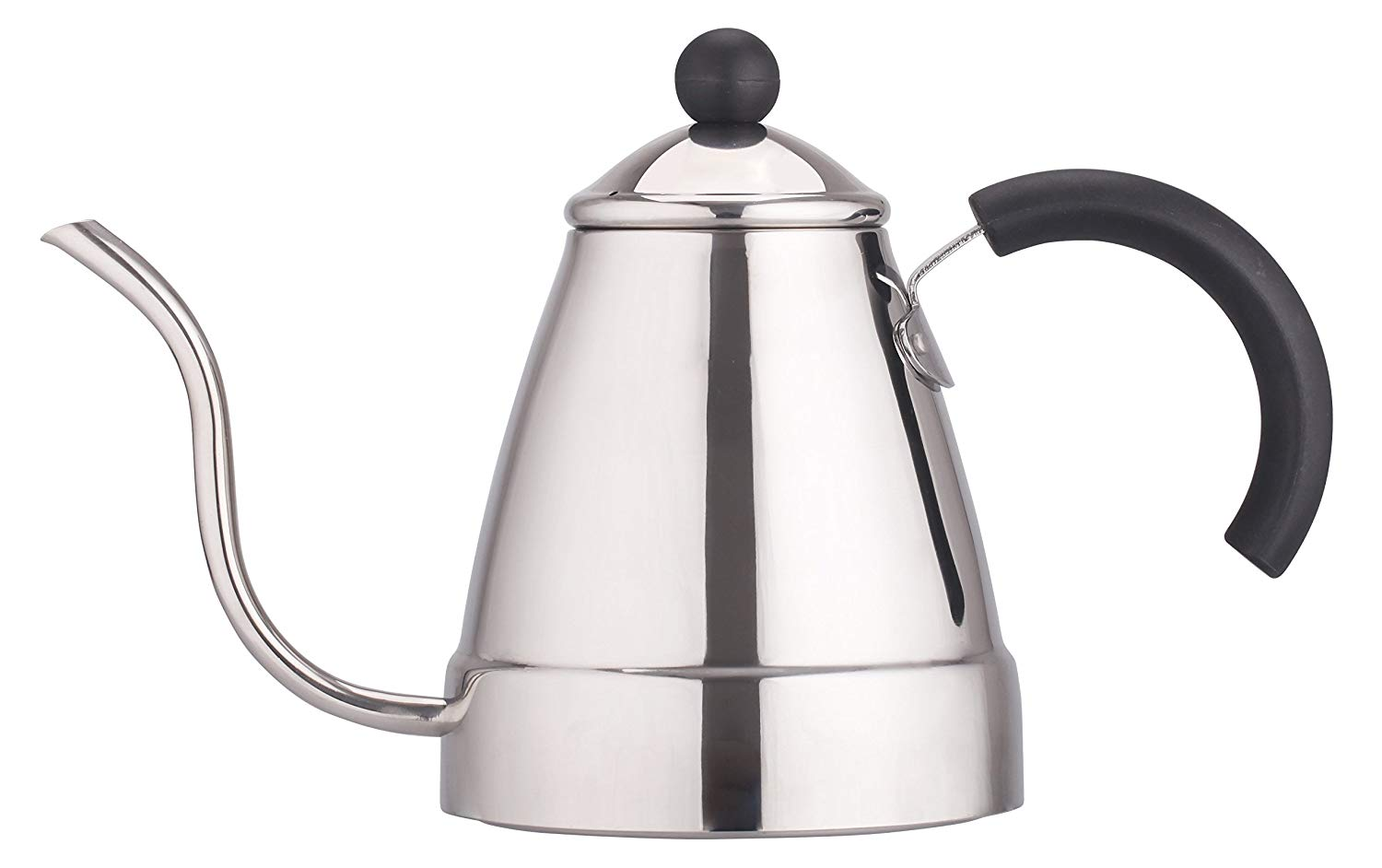 Zell Stainless Steel Tea Coffee Kettle