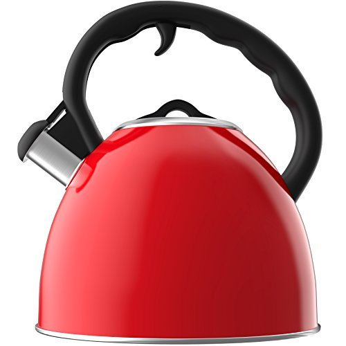VREMI Whistling Tea Kettle