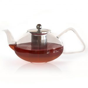 Pontique Glass Teapot with Infuser