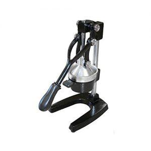 Unique Imports Extra Large Commercial Cast Iron Juice Press Juicer