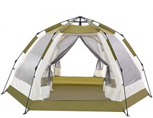 Bravindew 4-6 Person Instant Pop Up Tent