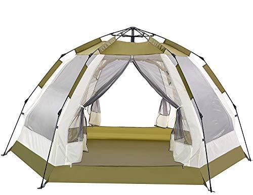 Bravindew 4-6 Person Instant Pop Up Tent