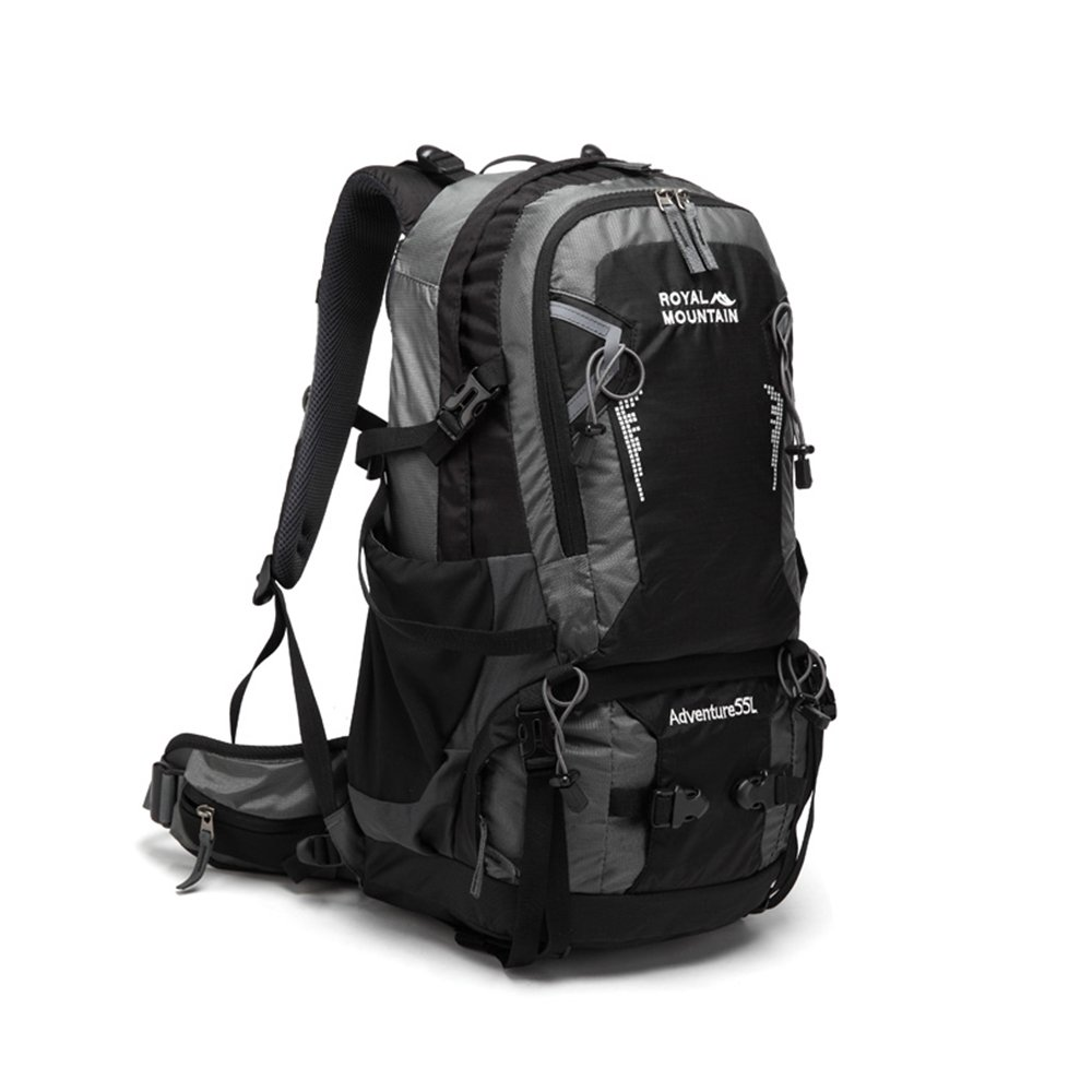 ROYAL MOUNTAIN Outdoor Sports Backpack Camping Hiking Rucksack