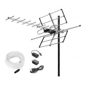 McDuory Digital Amplified Outdoor HDTV Antenna