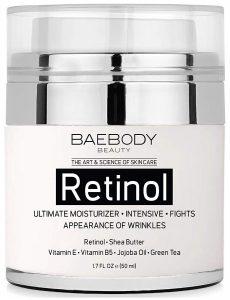 Baebody Retinol Moisturizer Cream