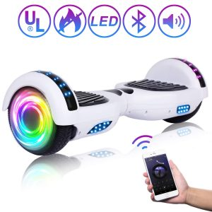 SISAGAD Bluetooth Hoverboard