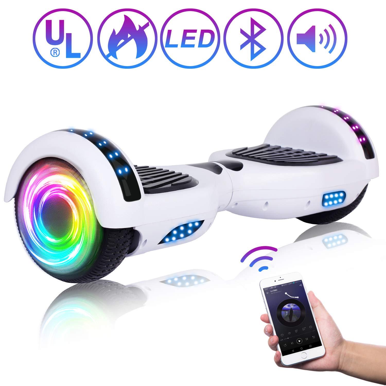 SISAGAD Bluetooth Hoverboard