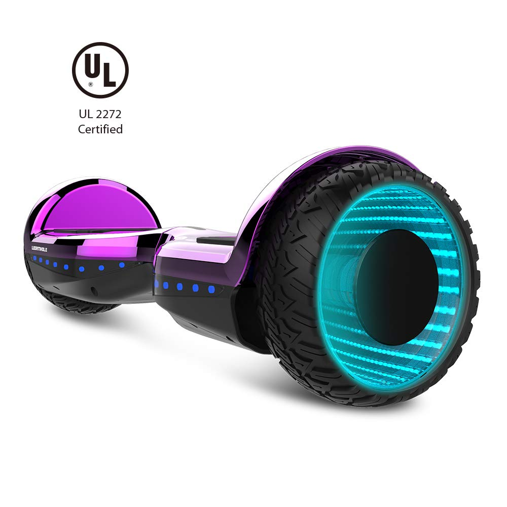 WORMHOLE Off Road Hoverboard