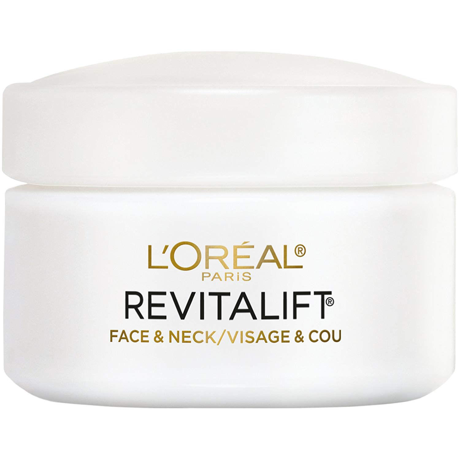 L'Oréal Paris Skincare Revitalift Anti-Wrinkle and Firming Face and Neck Moisturizer