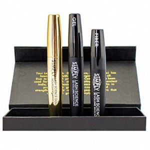 3D Fiber Lash Mascara with Growth Enhancing Serum-(from the Simply Naked Beauty)