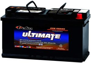 Deka 9AGM49 AGM Intimidator Battery