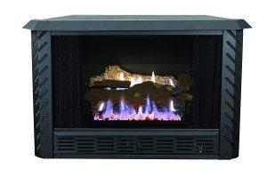 Ashley AGVF340LP Vent-Free Propane Gas Firebox