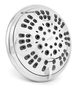 6 Function Adjustable Luxury Shower Head
