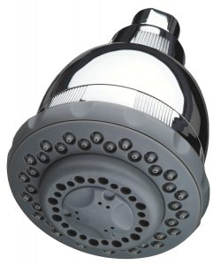 Culligan WSH-C125 Wall-Mounted Filtered Shower Head