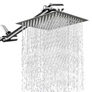 12'' Square Rain Showerhead
