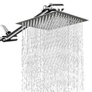 12'' Square Rain Showerhead