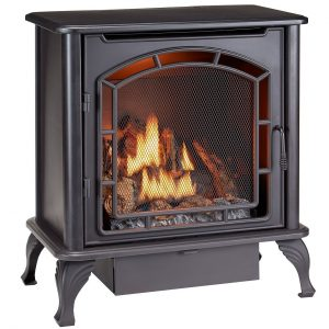 Duluth Forge DF25SMS Dual Fuel Vent Free Gas Stove