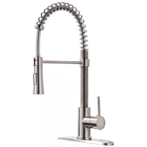 KINGO HOME Single Handle Kitchen Faucet