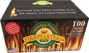 Lightning Nuggets N100SEB Super Economy Box Fire Starter