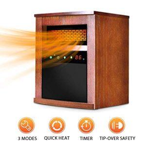 Air Choice Electric Space Heater