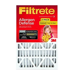 Allergen Defense Deep Pleat Filter