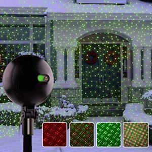 Auxiwa Christmas Projector Lights