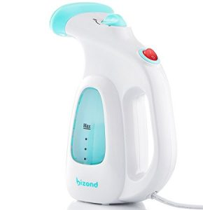 BIZOND Portable Garment Steamer for Clothes, Fabric, Dresses