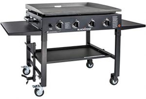 Blackstone 1554 36 inch Outdoor Flat Top Gas Griddle Station