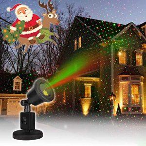 CAMTOA Christmas Laser Light