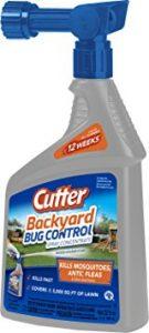Cutter Backyard bug control spray
