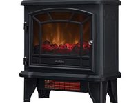 Duraflame Infrared Quartz Electric Stove Heater