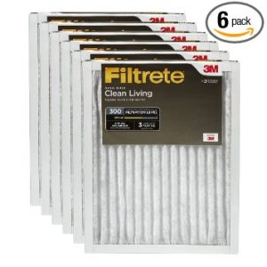 Filtrete Clean Living Basic Dust Filter