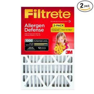 Filtrete Micro Deep Pleat Filter