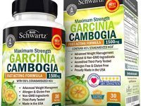 Garcinia Cambogia 95% HCA Pure Extract with Chromium