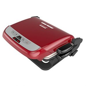 George Foreman GRP4800R Multi-Plate Evolve Grill