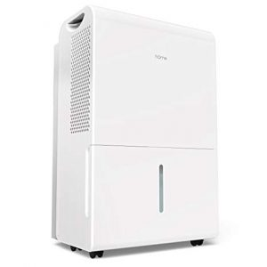 hOmeLabs 50 Pint 2,500 Sq. Ft Energy Star Dehumidifier